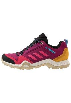 adidas Performance - TERREX AX3 BLUESIGN - Hikingschuh - power berry/power pink/core black