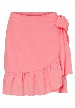 Vero Moda - Gonna a campana - geranium pink