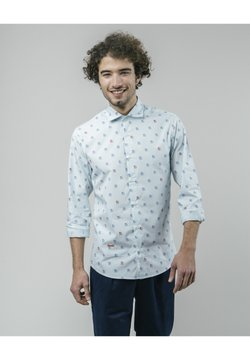 Brava Fabrics - DISKETTES - Camisa - blue
