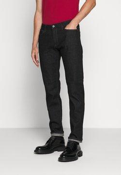 Emporio Armani - Jeans Straight Leg - black