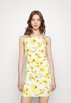 Bec & Bridge - DAPHNE MINI DRESS - Freizeitkleid - white