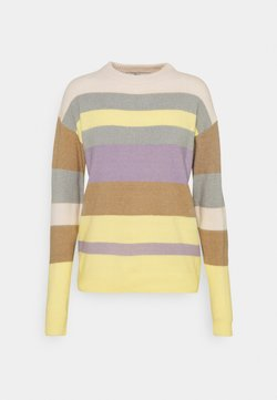 Dorothy Perkins Tall - STRIPE JUMPER - Strickpullover - multi