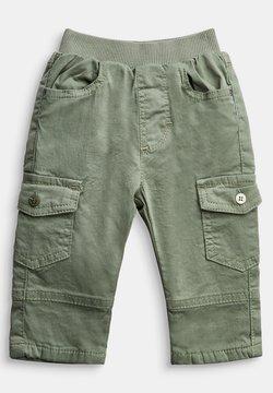 Esprit - FASHION - Shorts - dusty green
