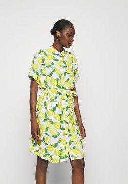 Fabienne Chapot - BOYFRIEND TESS DRESS - Vestido camisero - lime lights
