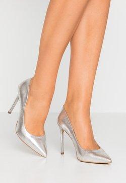 Zign - High Heel Pumps - silver