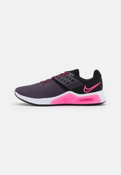 Nike Performance - AIR MAX BELLA TR 4 - Sportschoenen - black/hyper pink/cave purple/white/lilac