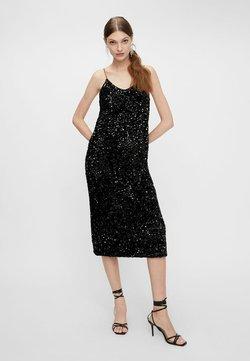 YAS - Cocktailkleid/festliches Kleid - black