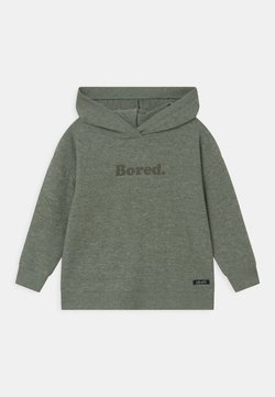 Cotton On - SUPER SOFT HOODIE - Jersey de punto - swag green