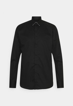 KARL LAGERFELD - SHIRT MODERN FIT - Businesshemd - black