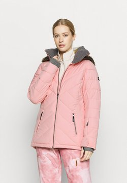 Roxy - QUINN  - Laskettelutakki - silver pink