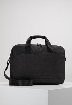 Bugatti - BRIEFCASE SIMPLE - Aktentasche - schwarz/grau