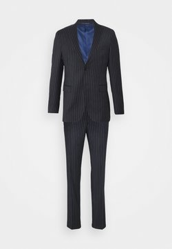 Michael Kors - STRIPE SLIMSUIT - Puku - navy