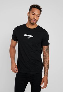 Redefined Rebel - TEE OPTION - T-shirt print - black