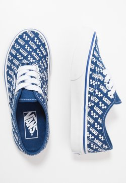 Vans - AUTHENTIC - Sneakers basse - true blue/true white