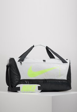Nike Performance - M DUFF 9.0 - Sporttasche - photon dust/dark smoke grey/ghost green