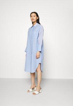 Second Female - EVELIN NEW DRESS - Blusenkleid - brunnera blue