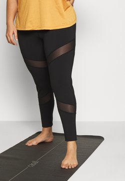 South Beach - INSERT LEGGING - Medias - black