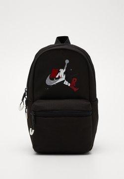 Jordan - JUMPMAN CLASSICS DAYPACK - Reppu - black/gym red