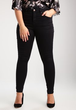 Zizzi - AMY LONG - Jeans Skinny Fit - black
