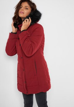 ORSAY - Parka - weinrot