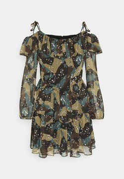 Guess - VEDA DRESS - Day dress - olive