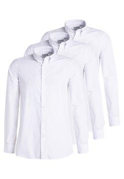 Next - 3 PACK - Businesshemd - white