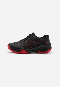 ASICS - BLAST  - Zapatillas de balonmano - black/classic red