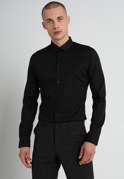 Eterna - SUPER SLIM KENT - Hemd - black