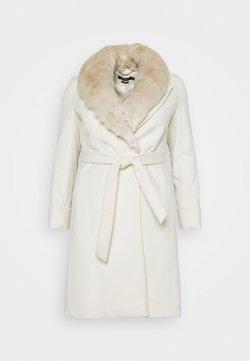 Lauren Ralph Lauren - COAT - Abrigo - cream
