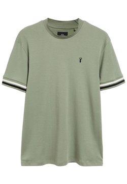 Next - T-Shirt basic - green
