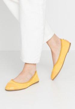 s.Oliver - Ballerines - yellow