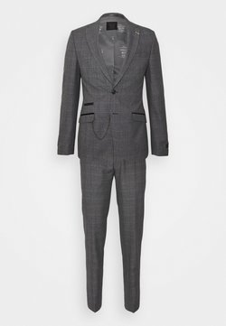Shelby & Sons - STACKSTEAD SUIT SET - Costume - charcoal
