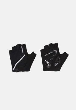 Ziener - CELAL BIKE GLOVE - Kurzfingerhandschuh - black