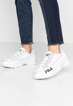 Fila - DSTR97 - Sneakers laag - white