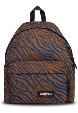 Eastpak - PADDED PAK'R - Tagesrucksack - safari zebra