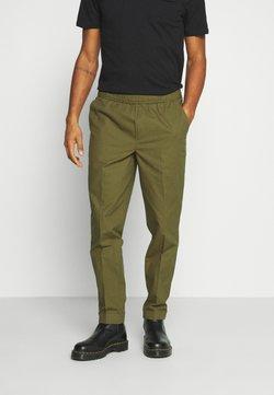 Minimum - MUNK - Pantaloni - dark olive