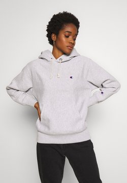Champion Reverse Weave - HOODED - Hoodie - grey