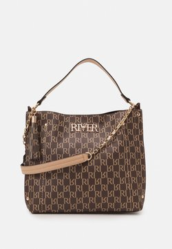 River Island - Handbag - brown light