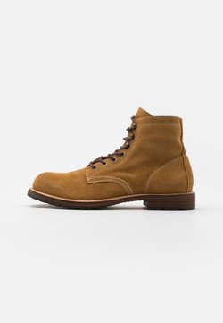 Selected Homme - SLHROMAN BOOT - Veterboots - sand
