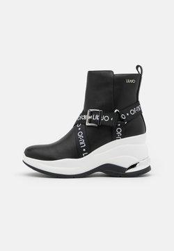 Liu Jo Jeans - KARLIE REVOLUTION - Stiefelette - black