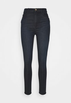 DL1961 - CHRISSY ANKLE HIGH RISE - Jeans Skinny Fit - indigo