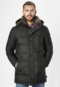 Redpoint - WARMER STEPP RAFF - Wintermantel - black