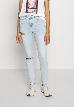 Topshop - BROOKLYN JAMIE  - Jeans Skinny Fit - bleached denim