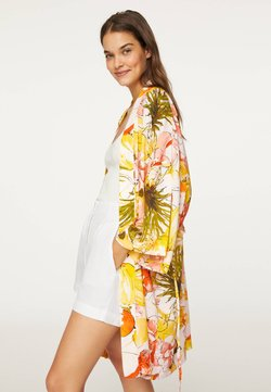 OYSHO - Veste polaire - yellow