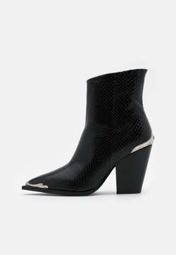 The Kooples - BOTTINES - High Heel Stiefelette - black