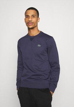 Lacoste Sport - TECH - Sweatshirt - touareg chine/navy blue
