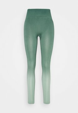 South Beach - SEAMLESS OMBRE LEGGINGS - Medias - blue spruce