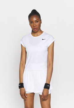 Nike Performance - T-Shirt basic - white/black