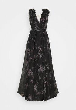 Marchesa - GOWN - Robe de cocktail - black