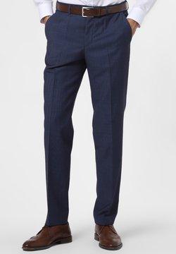 HUGO - Anzughose - blau